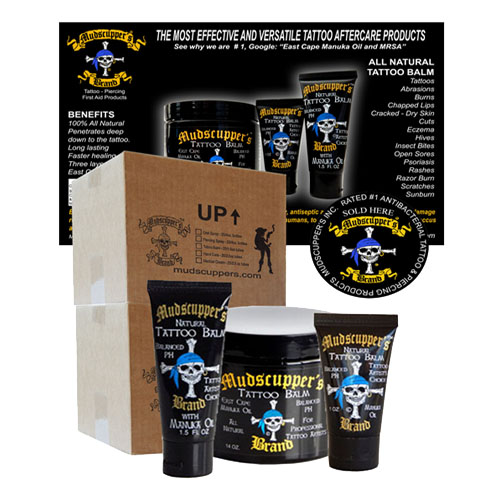 Tattoo Care Wholesale